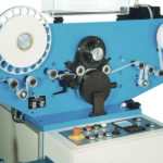 Filmloch Stanzmaschine // Film punching machine