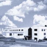 1987, Industriestraße 2, Eberdingen – Erster Erweiterungsbau