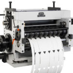 Kombiniertes Stanz und Längsschneid-Aggregat // Combined punching and slitting module