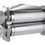 Magnetzylinder mit Schneidblechen // Magnetic cylinder with flexible dies