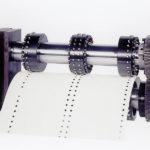 Stanzeinschub für Transportlochungen // Slide-in-module for transport holes