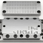 Braille-Praegesegmentebleche-Braille-embossing-segmentsplates