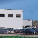 1999, Industriestraße 2, Eberdingen – Zweiter Erweiterungsbau