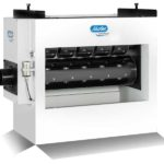 Inline-Rotationsstanzaggregat zur Herstellung von Mikro-Formstanzung in Faltschachteln // Inline–Rotary Punching module for the production of micro Micro-shape-punching in Folding Cartons